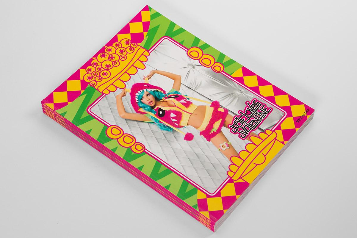 Josie Loves J Valentine catalog volume 1
