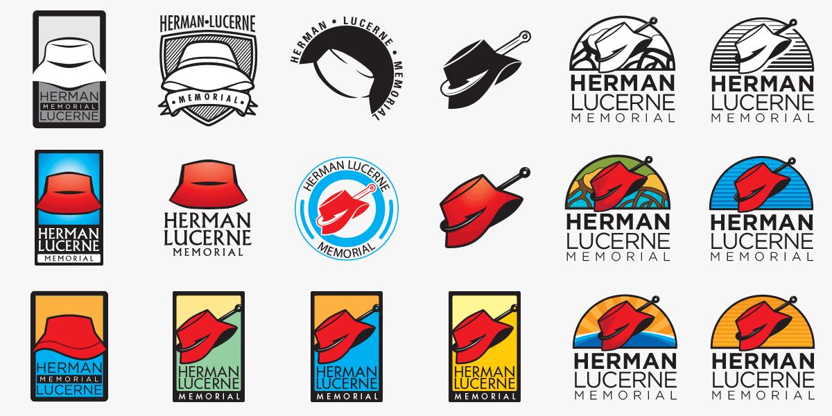 Herman Lucerne Memorial Logo Exploration