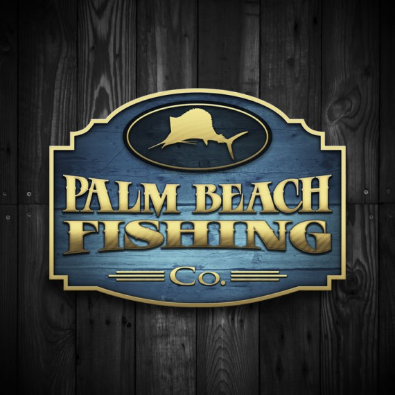 Palm Beach Fishing Co. logo