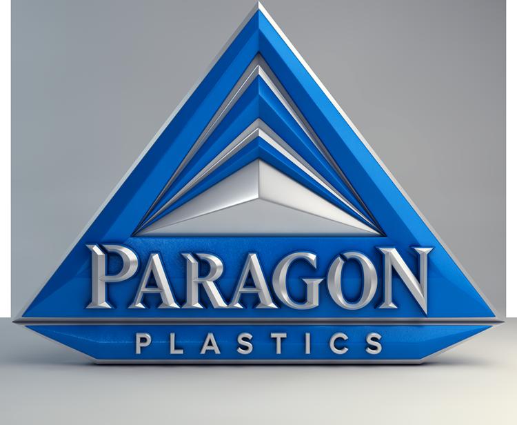Paragon Logo Emblem