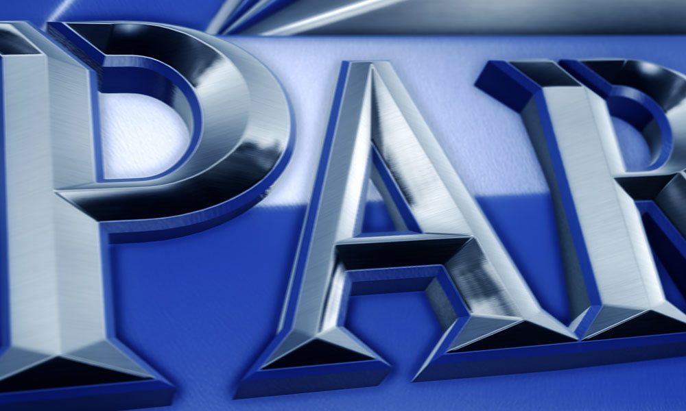 Paragon Logo Emblem Detail