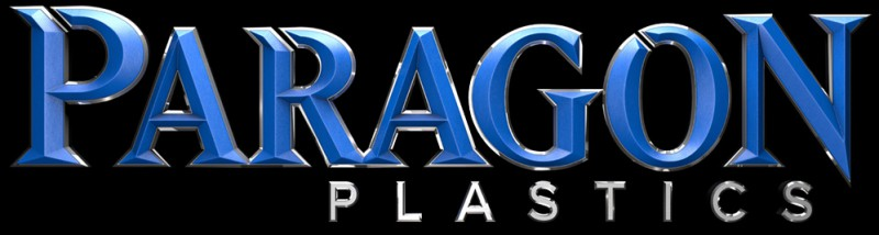 Paragon Logo Chisel Text