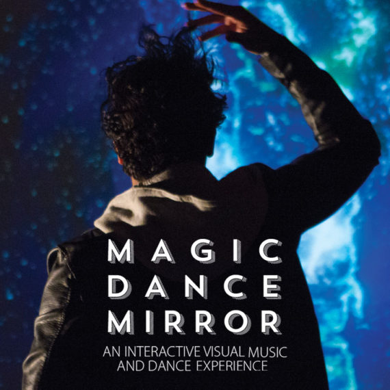 Magic dance mirror Jekyll Works
