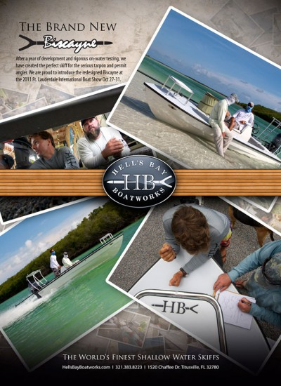 Hell's Bay The World's Finest Shallow Water Skiffs