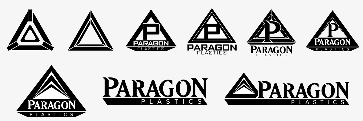 Paragon Logo Exploration