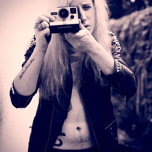 polaroid vintage photography miami