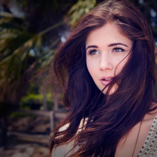 female model portraiture