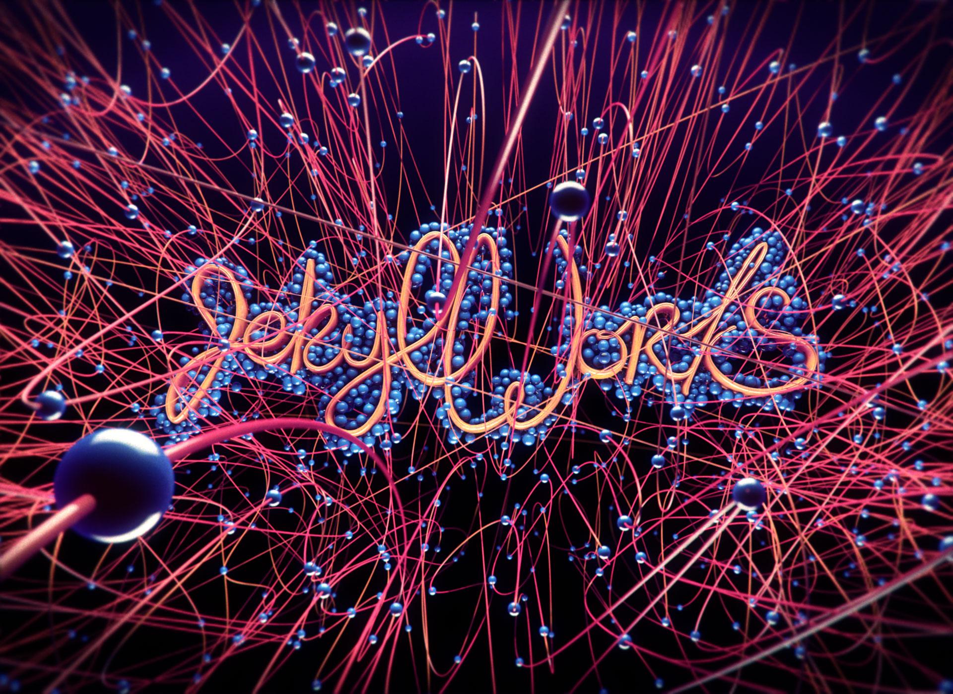 Jekyll Works Molecule