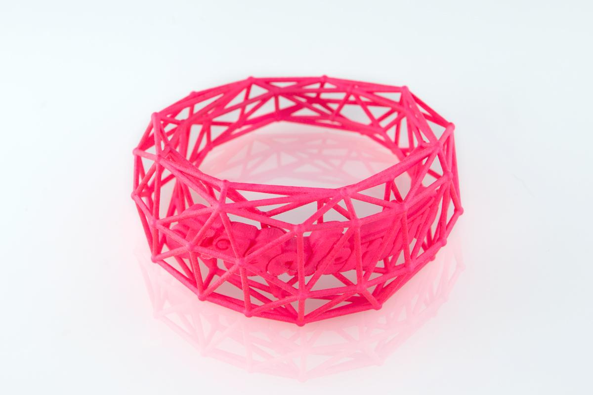 J Valentine 3d bracelet model